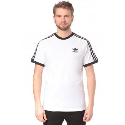 3 stripes adidas shirt