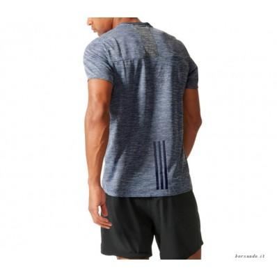 abbigliamento uomo running adidas