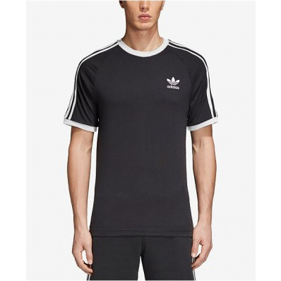 adidas 3 stripe shirt