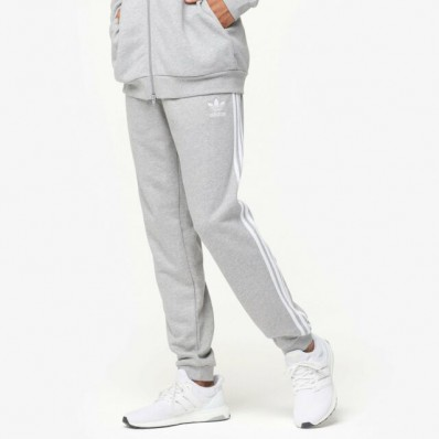 adidas 3 stripes fleece