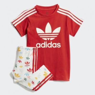 adidas bambino abbigliamento estivo