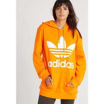 adidas felpa donna arancio
