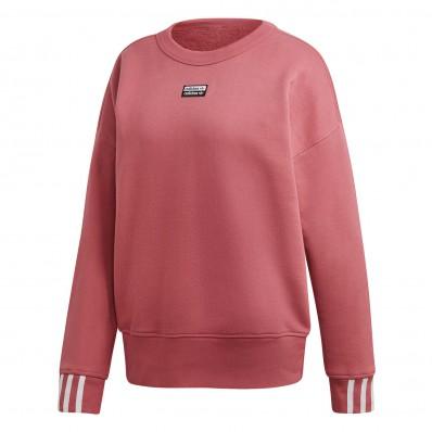 adidas felpa rosa