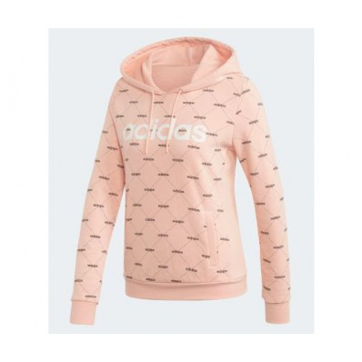 adidas felpa rosa donna