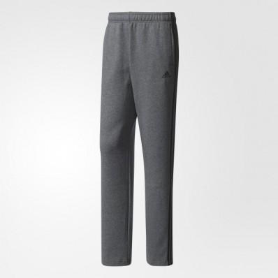 adidas fleece 3 stripe sweatpants