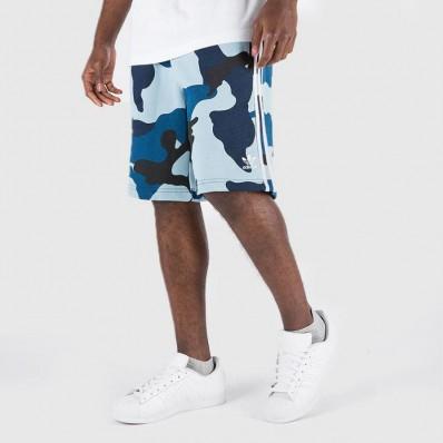 adidas fleece shorts mens
