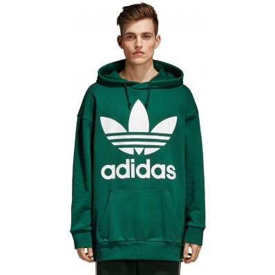adidas hoodie gruen