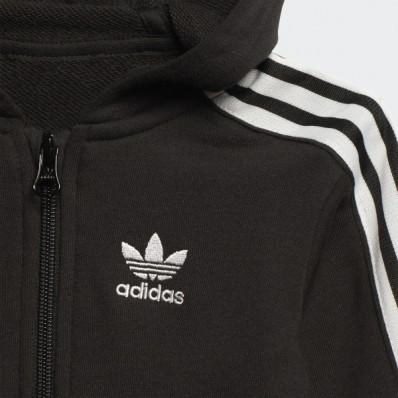 adidas hoodie old logo