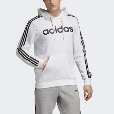 adidas hoodie white