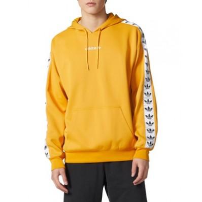 adidas hoodie yellow tnt tape