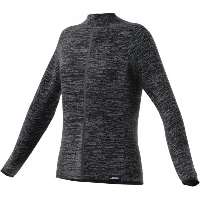 adidas knit fleece
