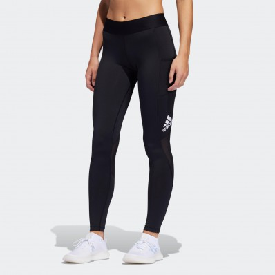 adidas legging zwart dames