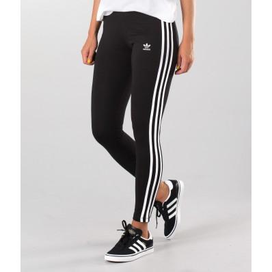 adidas leggings 3 stripes sale