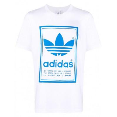 t shirt vintage uomo adidas