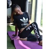 adidas donna abbigliamento fitness