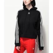 adidas hoodie 3 stripe