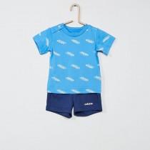 t-shirt adidas neonato